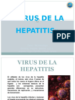 Seminario de Virus de Hepatitis