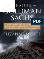 Chasing Goldman Sachs by Suzanne McGee - Excerpt