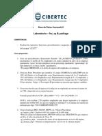 Tema 12 -Paquetes- Guía Experimentar