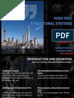 Sistemas Estructurales Edificios Altos