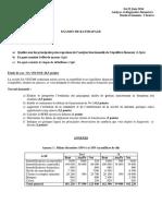 Examen de rattrapage Juin 2014  Enoncé +Corrigé