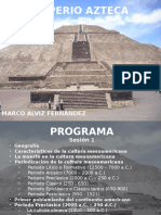 Imperio Azteca - Sesión 1