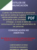 Estilos de Comunicacion