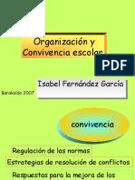 Organizacion y Ayuda Para Normas de Conv