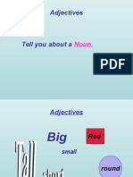 Adjectives Opposites