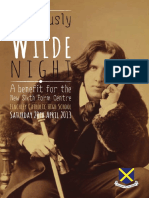 wilde at fch programme opt