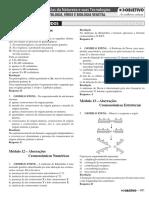 2.2. Biologia - Exercícios Resolvidos - Volume 2