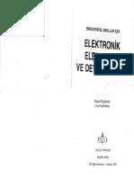 Elektronik Elemanlar Ve Devre Teorisi