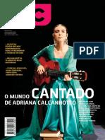 Adriana Calcanhoto - Revista