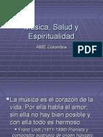 Musica Salud Espiritualidad