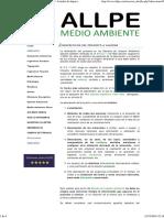 ALLPE Medio Ambiente - Consultoría Ambiental _ Estudio de Impacto Ambiental - DeSCRIPCIÓN DEL PROYECTO a VALORAR