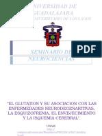 EL GLUTATION Y SU ASOCIACION CON LAS ENFERMEDADES NEURODEGENARITIVAS