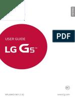 LG G5 User Manual