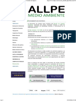 ALLPE Medio Ambiente - Consultoría Ambiental _ Estudio de Impacto Ambiental - DOCUMENTO de SÍNTESIS