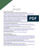 CM 310 Final Exam Study Guide