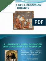 Historia de La profesión docente2