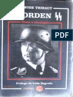 Edwige Thibaut - La orden SS, etica e ideologia