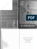 [Istvan Meszaros] Socialism or Barbarism