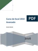 Excel 2010 Avanzado - HGGH