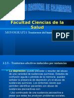Monografía  Psiquiatria