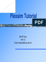 Flexsim Tutorial