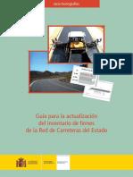 Guía Para La Actualización Del Inventario de Firmes
