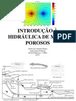 Hidraulica de Meios Porosos Subterraneos