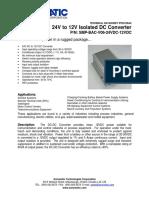 Axiomatic 2412 Converter