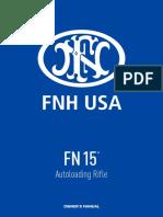 FN15 Manual