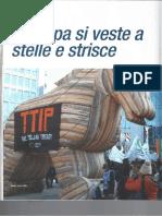 TTIP - L'Europa Si Veste a Stelle e Strisce