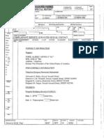 Original Portland Police Report Regarding Al Gore