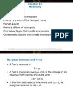 Chapter 11 Ppt Perloff Microecon 1e