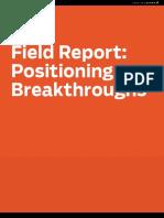 ZeroToLaunch IdeaVault Field Report Positioning Breakthroughs