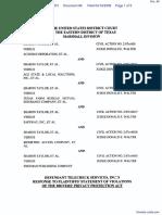 Taylor et al v. Acxiom Corporation et al - Document No. 66