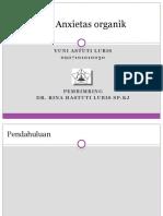 presentasi Ganguan Anxietas organik.pptx