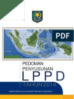 Buku Panduan Manual Tata Cara LPPD Kabupaten 2014 Tgl 16 Desember 2014