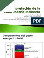 interpretaciondelacalorimetraindirecta-100630145125-phpapp01