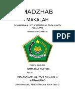 MADZHAB