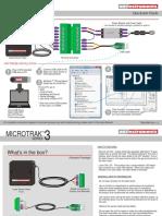 Microtrak+III+Quick+Start+Guide7000-9064