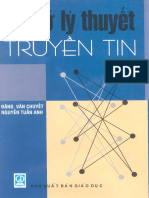 Cơ Sơ Sở Lý Thuyết Truyền Tin-T2 - Đặng Văn Chuyết