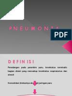 Pneumonia Rini