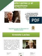 Laclau y El Populismo (2)