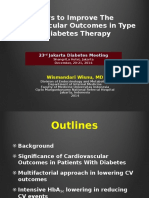 Ways to Improve the Macrovascular Outcomes in Type 2 Diabetes Therapy