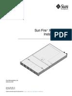 SF X4150 Server Installation Guide.pdf