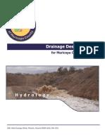 Hydrology Manual