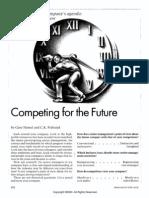 08-Hamel, Prahalad (1994) - Competing for the Future