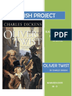 OLIVER TWIST Book Review