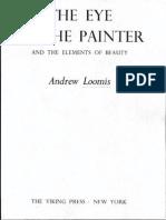 Andrew Loomis Eye of the Painter
