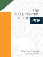 Madeline Bodin, Keith Dawson-The Call Center Dictionary (2002).pdf
