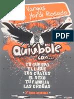 Quiubole Con...Para Chavos